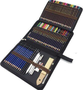 Materiales para dibujo artistico y manualidades
