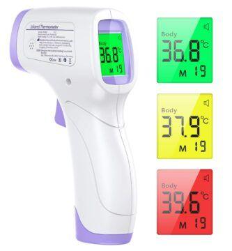 Mejores termometros adulto y bebes